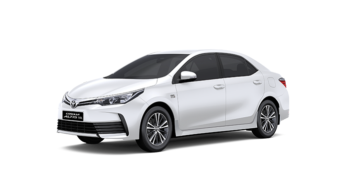 Toyota Corolla Altis 1 6 Toyota Central Motors Models Prices
