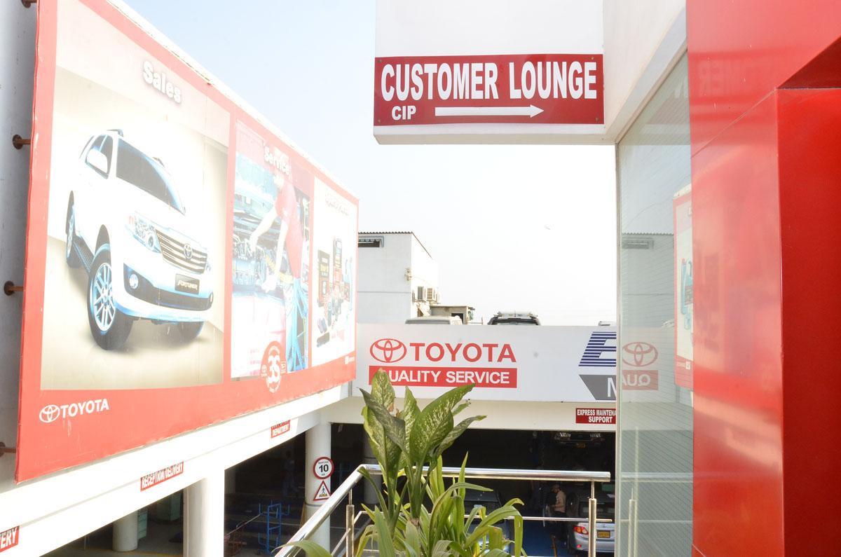 toyota customer relationship management