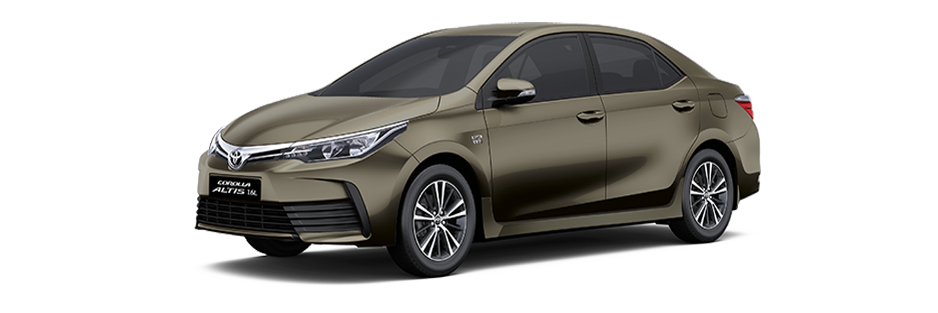 Toyota Corolla Altis 1 6 Toyota Central Motors Models