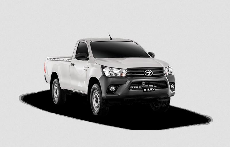 Toyota Hilux Single Cabin | Toyota Central Motors | Models & Prices